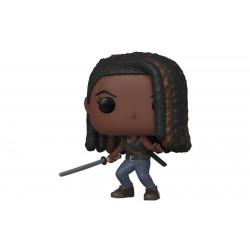 Figurine - Pop! TV - The Walking Dead - Michonne - Vinyl - Funko