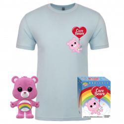 Pack POP & Tee - Bisounours - Figurine Pop! & T-Shirt - Cheer Bear - Funko