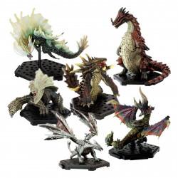 Figurine - Monster Hunter - Standard Model Plus THE BEST vol. 7 & 8 - Figurine aléatoire - Capcom