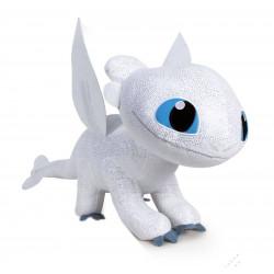 Peluche - Dragons 3 - Light Fury - 60 cm - Play by Play