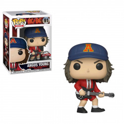Figurine - Pop! Rocks - AC/DC - Angus Young - Vinyl - Funko