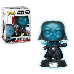 Figurine - Pop! Movies - Star Wars - Darth Vader Electrocuted GITD - Vinyl - Funko