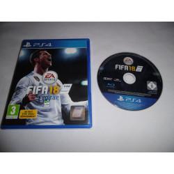Jeu Playstation 4 - FIFA 18 - PS4