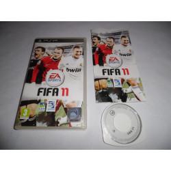 Jeu PSP - FIFA 11