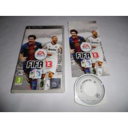 Jeu PSP - FIFA 13