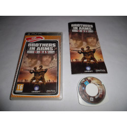 Jeu PSP - Brothers in Arms D-Day (Essentials)
