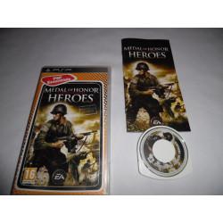 Jeu PSP - Medal of Honor Heroes (PSP Essentials)
