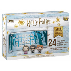 Figurine - Pop! Movies - Harry Potter - Calendrier de l'Avent Wizarding World 2019 - Vinyl - Funko