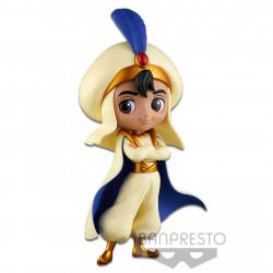 Figurine - Disney - Q Posket - Prince Style - Aladdin Normal Color Ver. - Banpresto