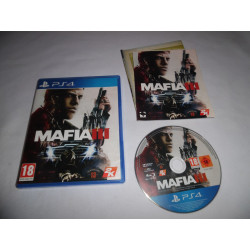 Jeu Playstation 4 - Mafia III - PS4