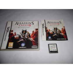 Jeu DS - Assassin's Creed II Discovery