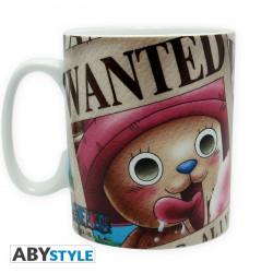 Mug / Tasse - One Piece - Wanted Chopper - 460 ml - ABYstyle