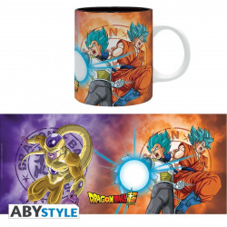 Mug / Tasse - Dragon Ball Super - Saiyans vs Freezer - 320 ml - ABYstyle
