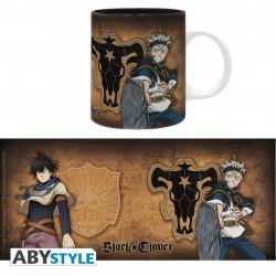 Mug / Tasse - Black Clover - Asta & Yuno - 320 ml - ABYstyle