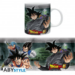 Mug / Tasse - Dragon Ball Super - Future Trunks Arc - 320 ml - ABYstyle