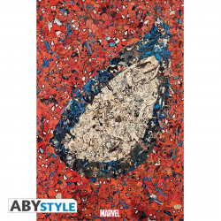 Poster - Marvel - Oeil Spider-Man - 91.5 x 61 cm - ABYstyle