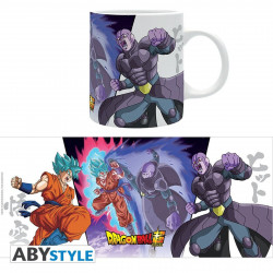 Mug / Tasse - Dragon Ball Super - Goku vs Hit - 320 ml - ABYstyle