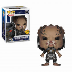 Figurine - Pop! Movies - The Predator - Fugitive Predator (Chase) - Vinyl - Funko