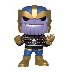 Figurine - Pop! Marvel - Holiday Thanos - Vinyl - Funko