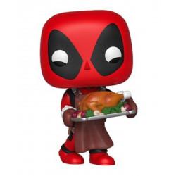 Figurine - Pop! Marvel - Holiday Deadpool - Vinyl - Funko
