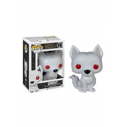 Figurine - Pop! TV - Game of Thrones - Ghost - Vinyl Figure - Funko