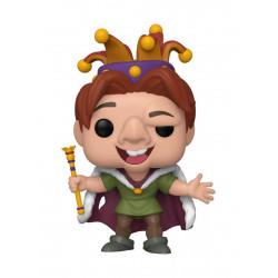 Figurine - Pop! Disney - Le Bossu de Notre-Dame - Quasimodo Fool - Vinyl - Funko