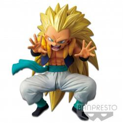 Figurine - Dragon Ball Super - Chosenshi Retsuden Chapter 2 - SSJ3 Gotenks - Banpresto