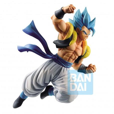 Figurine - Dragon Ball Super - Warriors Battle Retsuden Z - SSGSS Gogeta - Banpresto