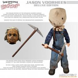 Figurine - Vendredi 13 - Living Dead Dolls - Jason Voorhees - Mezco Toys