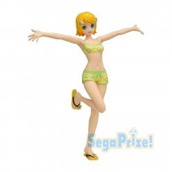 Figurine - Vocaloid - Hatsune Miku Rin Swinsuit SPM - SEGA