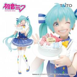 Figurine - Vocaloid - Hatsune Miku Birthday 2019 Special - Taito