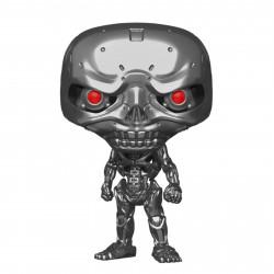 Figurine - Pop! Movies - Terminator Dark Fate - REV-9 Endoskeleton - Vinyl - Funko