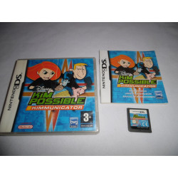 Jeu DS - Disney Kim Possible Kimmunicator