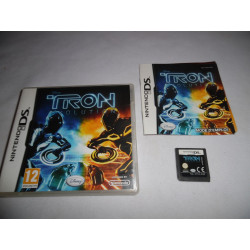 Jeu DS - Disney Tron Evolution