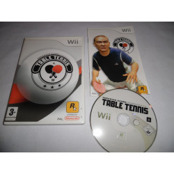 Jeu Wii - Rockstar Games présente Table Tennis