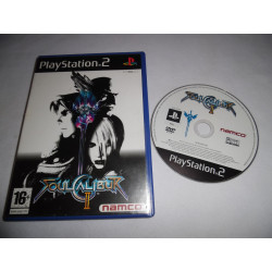 Jeu Playstation 2 - Soul Calibur II - PS2