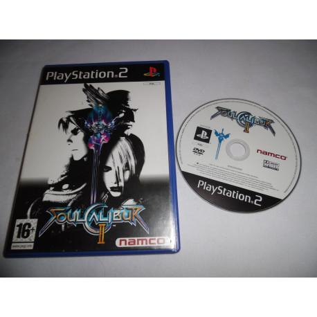 Jeu Playstation 2 - Soul Calibur II - PS2