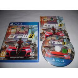 Jeu Playstation 4 - The Crew 2 - PS4