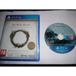 Jeu Playstation 4 - The Elder Scrolls Online - PS4