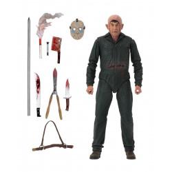 Figurine - Vendredi 13 - Ultimate Roy Burns - NECA