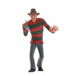 Figurine - Toony Terrors - Stylized Freddy Kruegger 15 cm - NECA
