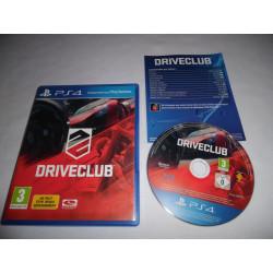Jeu Playstation 4 - DRIVECLUB - PS4