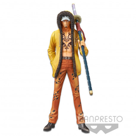 Figurine - One Piece - Stampede The Grandline Men vol. 5 - Trafalgar Law - Banpresto