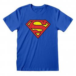 T-Shirt - DC Comics - Superman - Logo - Geda Labels