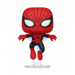 Figurine - Pop! Marvel - Spider-Man (First Appearance) - Vinyl - Funko