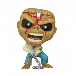 Figurine - Pop! Rocks - Iron Maiden - Piece of Mind Skeleton Eddie - Vinyl - Funko