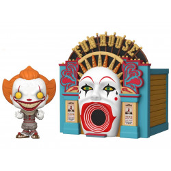 Figurine - Pop! Town - It 2 - Pennywise Fun House - N° ? - Funko