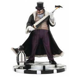Figurine - DC Gallery - Penguin / Pingouin 23 cm - Diamond Select
