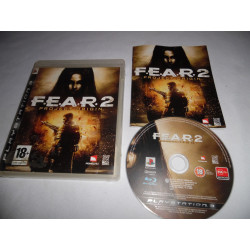 Jeu Playstation 3 - FEAR 2 Project Origin - PS3