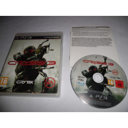 Jeu Playstation 3 - Crysis 3 - PS3